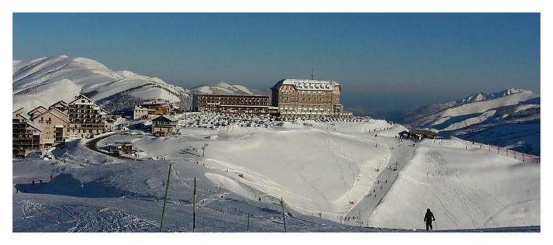 appartement 1 pièce(s) - Station de ski superbagneres
